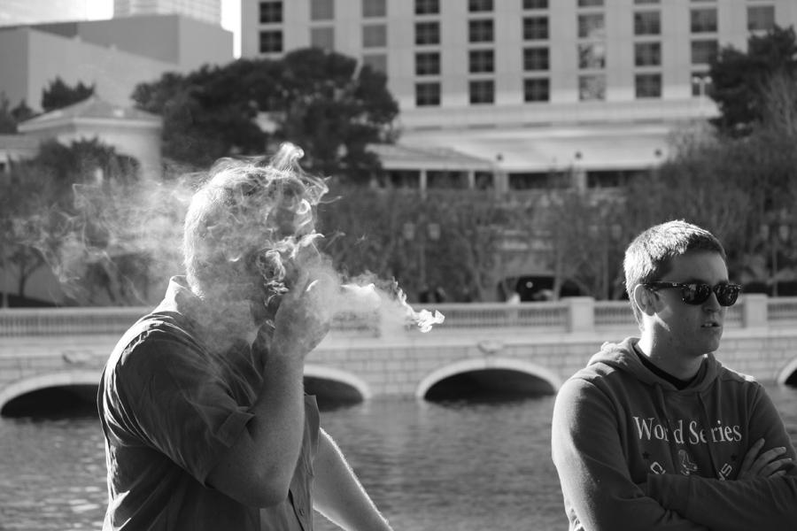 Random Vegas Portraits 4B BW Small