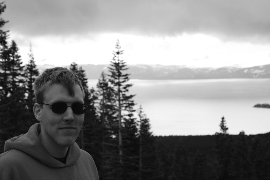 Aaron Tahoe 11-12-2011 VF 4 BW